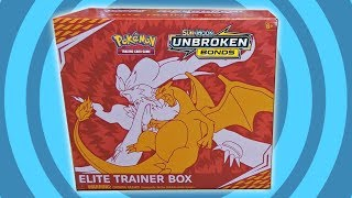 Pokemon Unbroken Bonds Elite Trainer Box Opening! by The Pokémon Evolutionaries