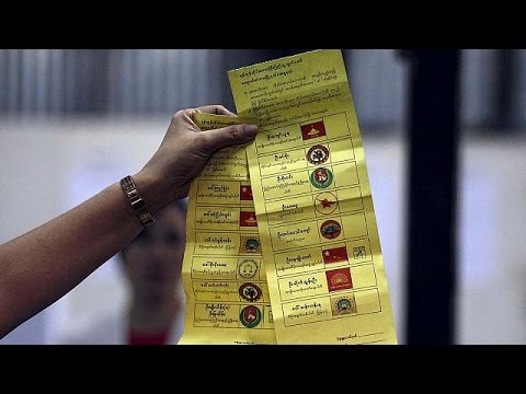 Μιανμάρ: Εν αναμονή των αποτελεσμάτων των ιστορικών εκλογών