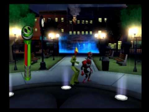 Ben 10 : Alien Force : Vilgax Attacks Playstation 2