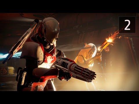 Прохождение Destiny 2 — Часть 2: Осколок Странника