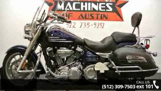 8. 2007 Yamaha Stratoliner  - Dream Machines Indian Motorcyc...