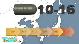 北朝鮮 5年以内に核兵器100発開発…米研究所が分析