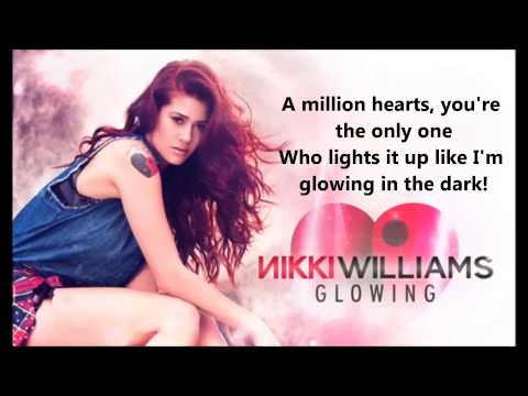 glowing - Glowing - Nikki Williams Lyrics Lyrics produce by www.sweetslyrics.com My FaceBook page is https://www.facebook.com/dizzy.dyce.7 Glowing - Nikki Williams Lyr...