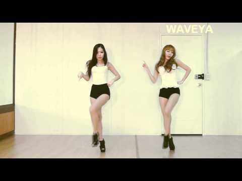 Gái Xinh Hàn Quốc Dance - Waveya - AOA Confused