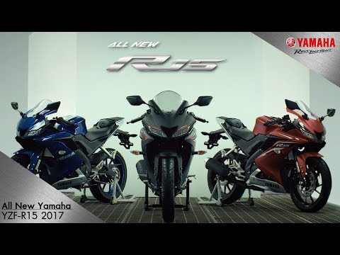 [Product VDO] All New Yamaha YZF-R15 ปี 2017!!! (155 cc)