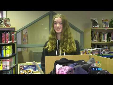 CTV NEWS – 17 Year Old Helps