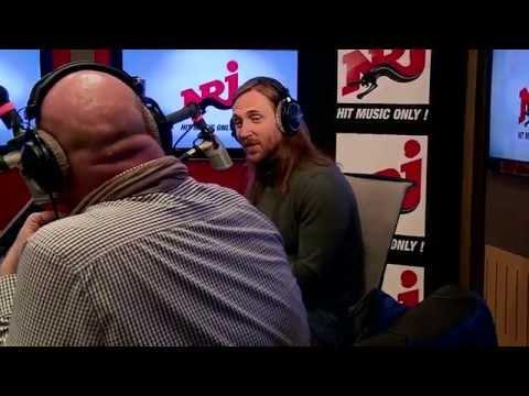 David Guetta en interview sur NRJ - La star de la récré