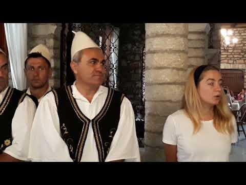 Zeri i Bilbilit Nata Shqiptare me turista Italjan 2018
