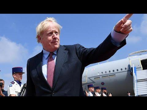 Ποιος είναι ο «Mr No Deal?» – Διαμάχη Μπόρις Τζόνσον και Ντόναλντ Τουσκ …