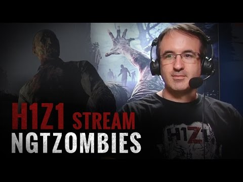 H1Z1 Pre-Early Access Survivor Stream — NGTZombies