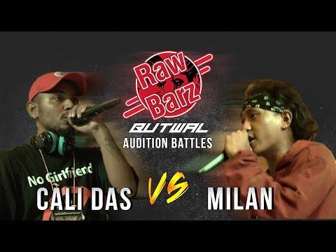 (Cali Das vs Milan | Raw Barz Butwal Rap Battle Audition Battle 2018 - Duration: 14 minutes.)