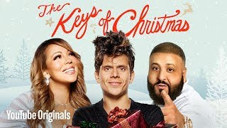 Video The Keys of Christmas (ft. Mariah Carey, DJ Khaled, Fifth Harmony, Rudy Mancuso, Nicky Jam) MP3, 3GP, MP4, WEBM, AVI, FLV Juli 2018