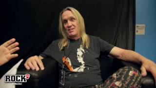 Nicko McBrain (IRON MAIDEN) a oferit un interviu in exclusivitate pentru Rock FM! Iron Maiden ajung la Bucuresti in 30 iulie, in cadrul Rock The City 2016.