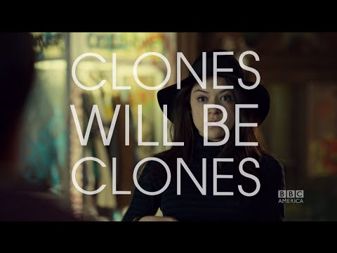 Orphan Black Season 3 (Promo 'Clones Will Be Clones')