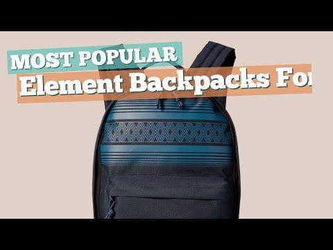 Element Backpacks For Men // Most Popular 2017