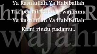 Download lagu Ya Rasulullah Dato Siti Nurhaliza Mp3