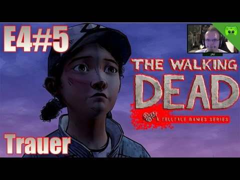 TWD S02E04 # 5 - Trauer «» Let's Play The Walking Dead Amid the ruins | HD