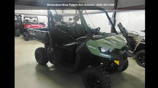 10. 2018 Can-Am® Defender DPS™ HD5