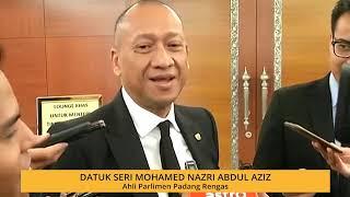 Anwar jadi PM atau tidak, Nazri Aziz tetap sokong beliau
