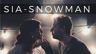 Sia-Snowman | dance music video