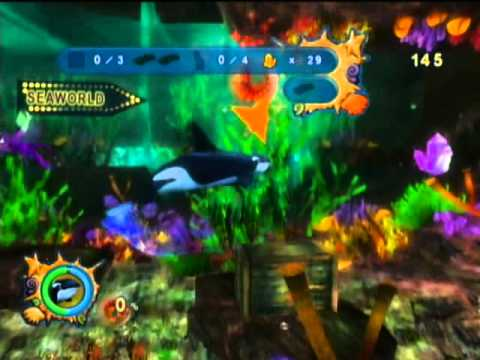 Shamu's Deep Sea Adventures Playstation 2