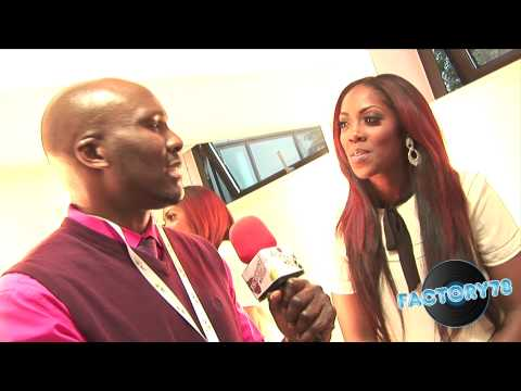 0 VIDEO: FACTORY78   Tiwa Savage interviewTiwa Savage   Factory78