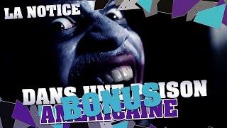 Video BONUS #28 - ÊTRE DANS UNE PRISON AMÉRICAINE MP3, 3GP, MP4, WEBM, AVI, FLV November 2017
