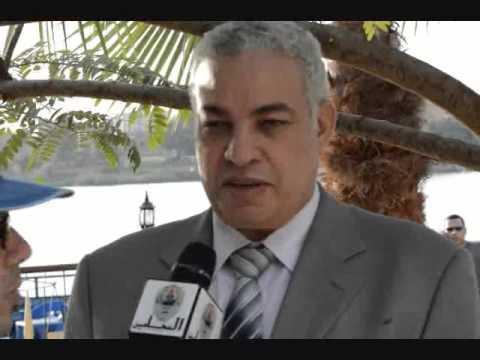 احمد بسيونى وكيل مجلس نقابة المحامين