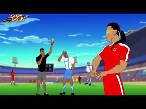 Super strikas in Hindi season 2 episode 2 -- Training Trap ll all in one ll