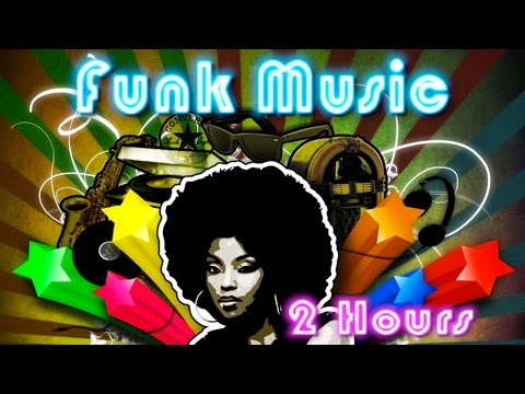 Jazz funk fusion music instrumental with added bass (2 HOURS)