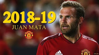 Video Juan Mata 2018/2019 - Manchester United - Goals, Skills, Assists | HD MP3, 3GP, MP4, WEBM, AVI, FLV Desember 2018