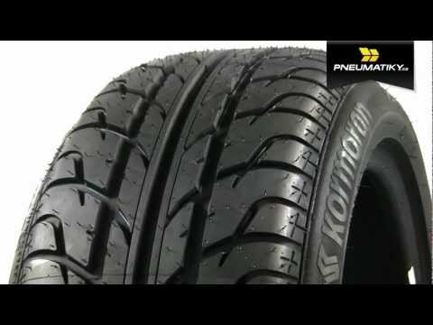 Youtube Kormoran Gamma B2 205/55 ZR17 95 W XL Letní