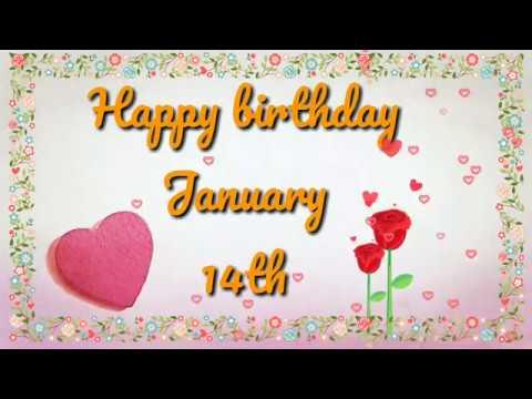 Happy birthday quotes - Happy Birthday Status 13 January 2019 Birthday WhatsApp status wishes Greetings Quotes Song