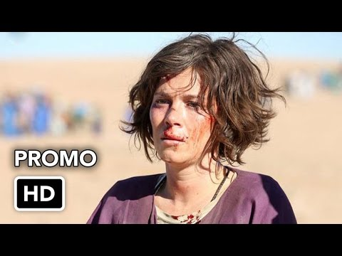 """American Odyssey 1x02 Promo """"Oscar Mike"""" (HD)"""