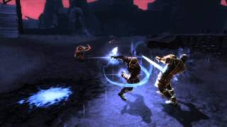 Видео Kingdoms of Amalur: Reckoning