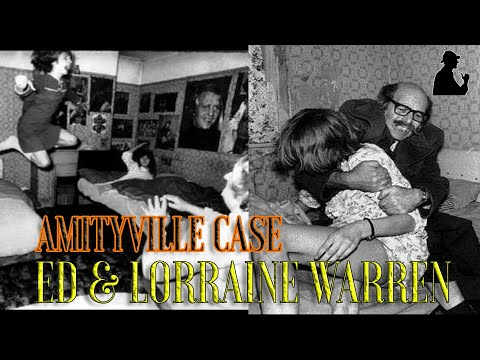 Ed & Lorraine Warren - Amityville Horror - Real Interview Footage - VHS Tape Part 1