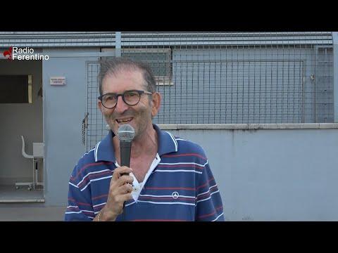 Intervista al nuovo Dirigente Accompagnatore del Ferentino Calcio Mario Musa