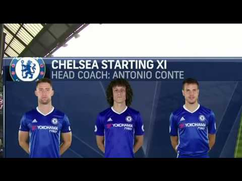 Chelsea vs Arsenal 2017 / 3-1 All Goals and Extended Highlights - EPL 16/17