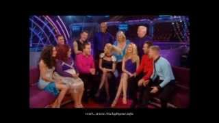 Strictly Come Dancing Nicky Byrne clip and the final group dance