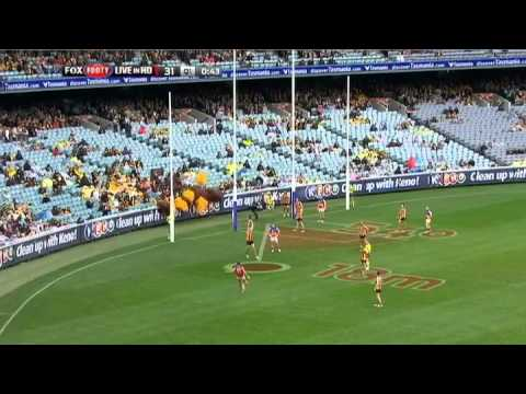 AFL Round 12 2012 &#8211; Hawthorn VS Brisbane Lions