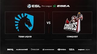 Liquid vs Conquest, game 1
