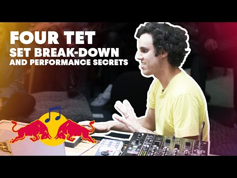 four - Four Tet breaks down his live set in New York at the 2013 Red Bull Music Academy. Four Tet: http://www.fourtet.net/ ------ Subscribe to our YouTube Channel: ...