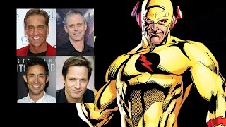 Comparing The Voices - The Reverse Flash