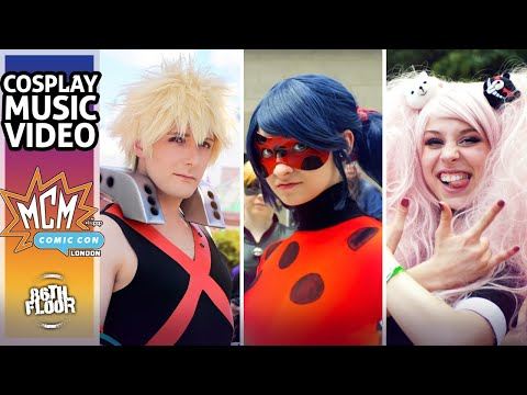 MCM London Comic Con 2020 Cosplay Music Video
