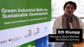 Introducing Green Industrial Skills for Sustainable Development