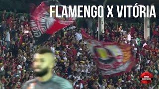 Melhores Momentos da vitória do Flamengo contra o Vitória por 1x0 pela 5ª rodada do primeiro turno do Campeonato Brasileiro.