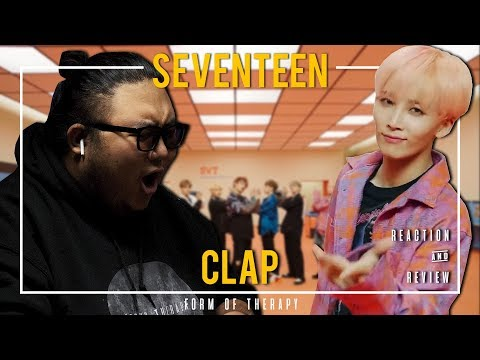 """Producer Reacts to Seventeen """"Clap"""""""