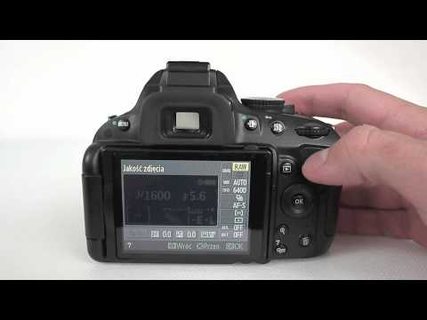 Nikon D5100 - review (menu)