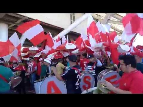 Entra la banda de Estudiantes vs Temperley [Los Leales] - Los Leales - Estudiantes de La Plata