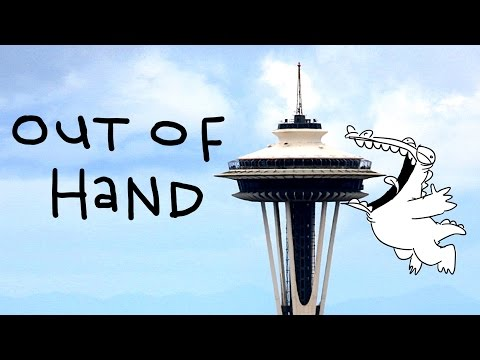Out of Hand Animation by Marty Cooper